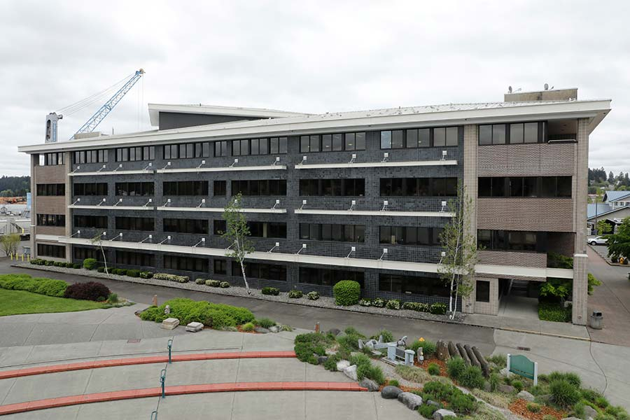 Market office building Olympia, WA
