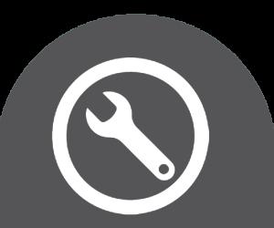 Work Order Request grey icon